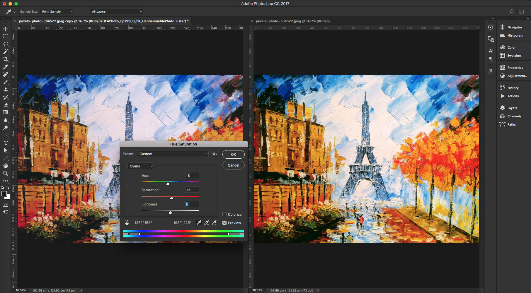 Soft Proofing in Photoshop